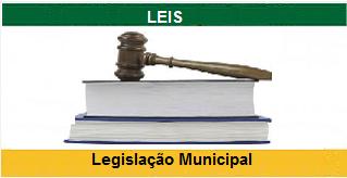 Legislação Municipal.